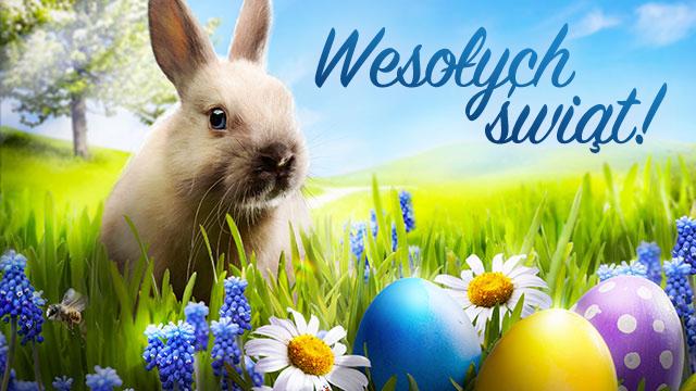 Wielkanoc życzenia