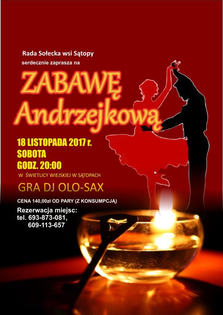 Zabawa Andrzejkowa 2017